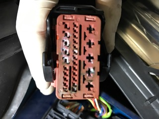 ABS problem on Peugeot 207 no communication with Anti locking braking system 1 water ingress new fuse box archives pk automotive solutions water in fuse box car at fashall.co