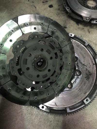 VW Tiguan | clutch replacement