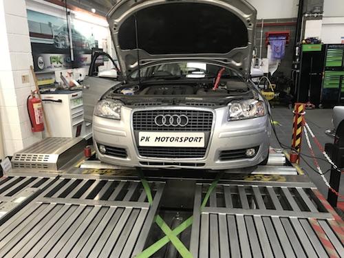 Audi A3 | remap
